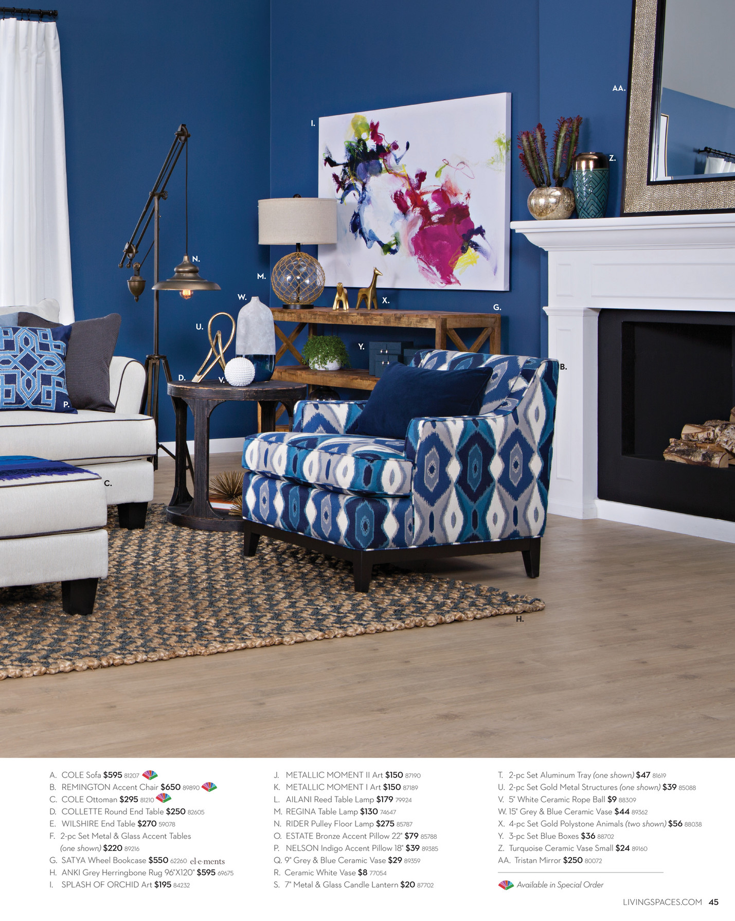 Incredible Living Spaces Product Catalog February 2016 Page 46 47 Dailytribune Chair Design For Home Dailytribuneorg