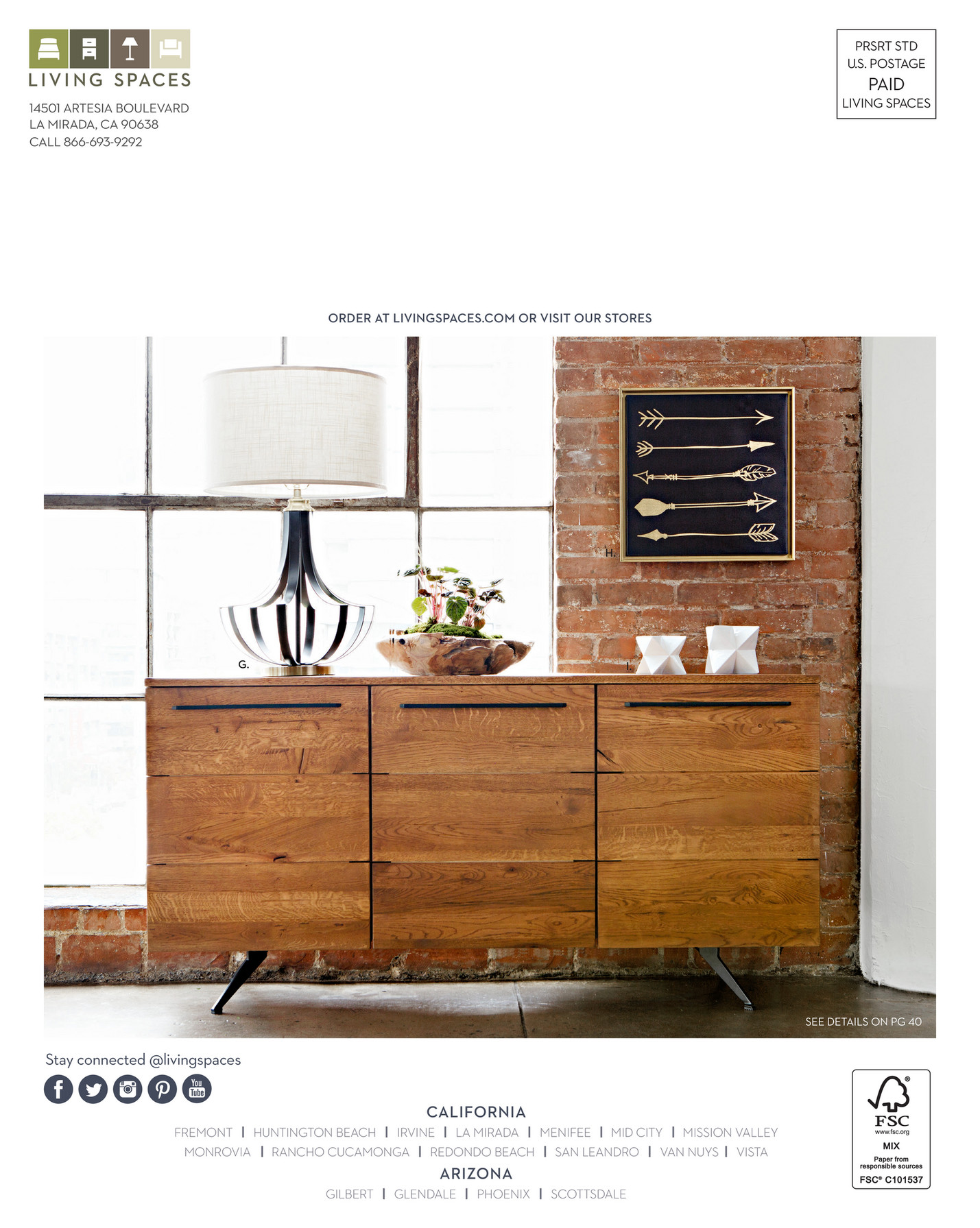 Living Spaces   Fall 2017