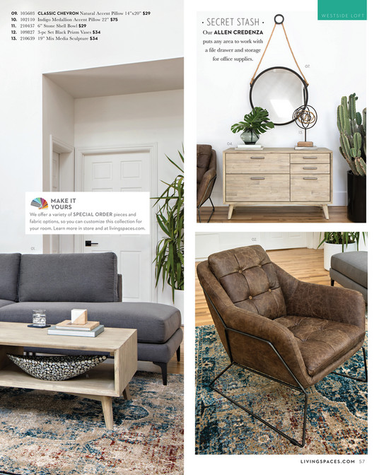 Wonderful Living Spaces   Fall 2017