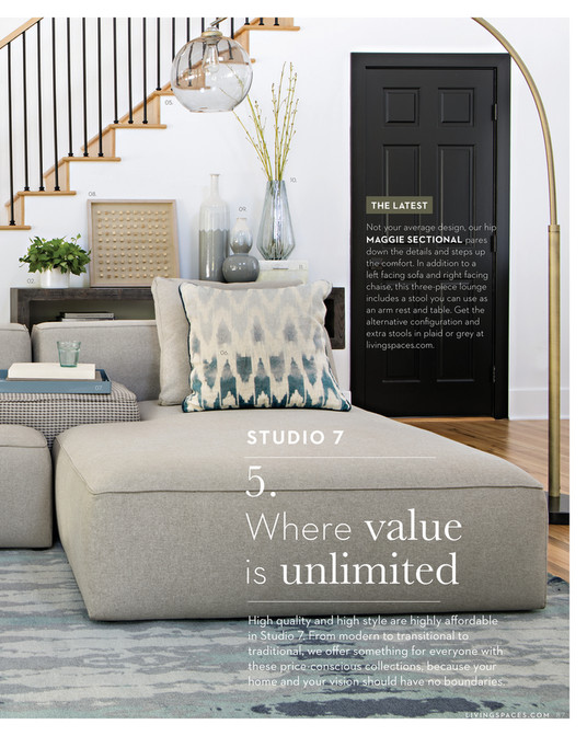 Living Spaces   Fall 2017   Page 86 87