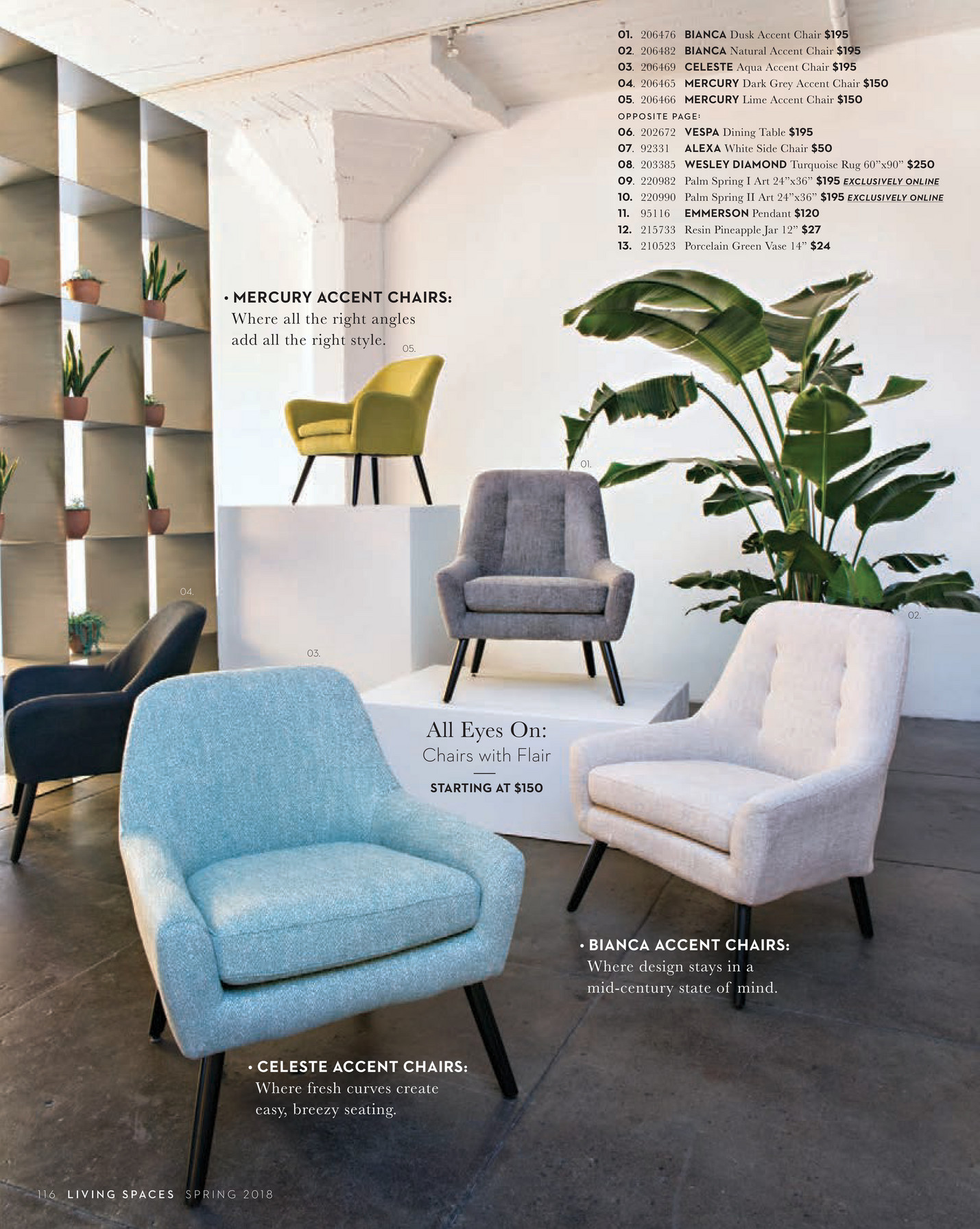 Groovy Living Spaces Spring 2018 Finn Reed Accent Chair Unemploymentrelief Wooden Chair Designs For Living Room Unemploymentrelieforg
