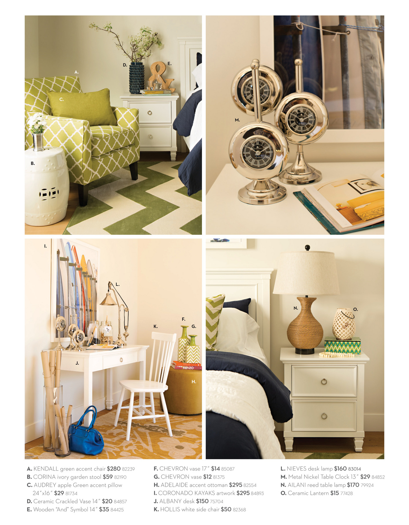 Living Spaces Product Catalog May 2015 Page 38 39